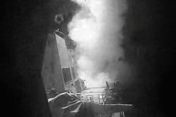 США отомстили за обстрел флота ударом по Йемен