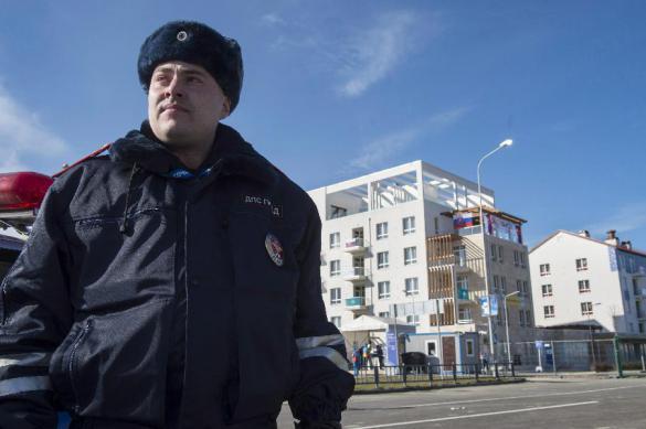 Российским полицейским запретили улыбаться и есть фастфуд. 385753.jpeg