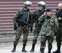 Чеченские боевики обстреляли вертолет Минобороны