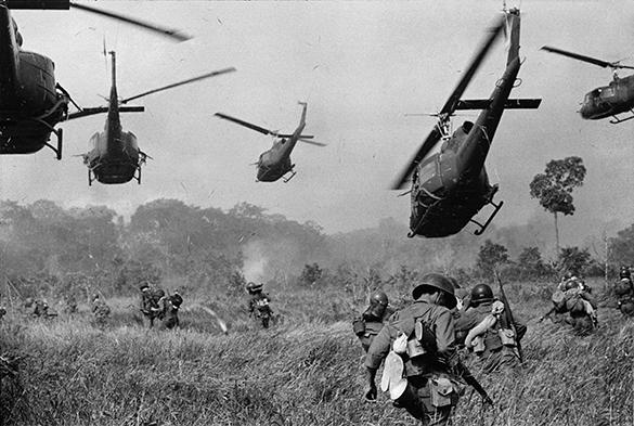 Премьер Вьетнама напомнил США о бесчисленных преступлениях. вьетнам, война, американские солдаты, вертолеты