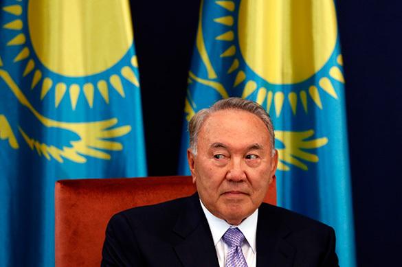Назарбаев пошел на поправку
