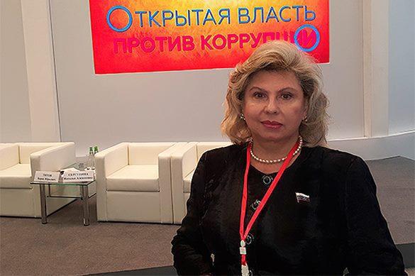 Почти половина россиян считает, что в России нарушаются права че