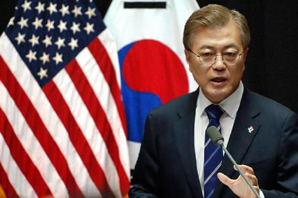 Южная Корея отказалась спрашивать разрешения США насчет санкций. 393754.jpeg