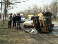 Мартшрутка и автобус столкнулись в Омске. 235755.jpeg
