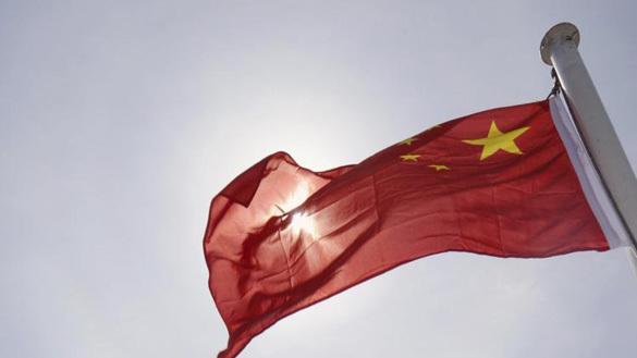 Государственный флаг Китая развевался над вашингтонским Капитолием. 316755.jpeg