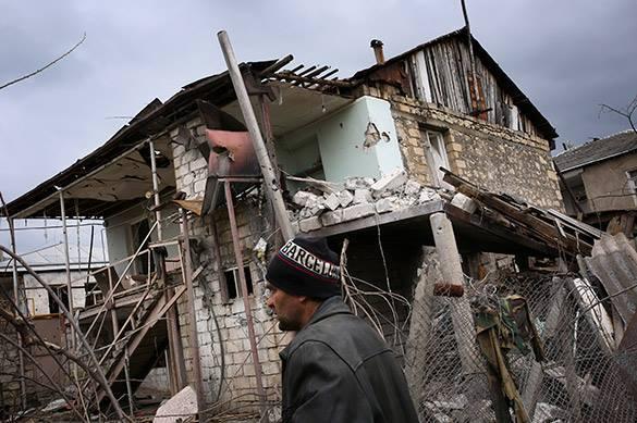 Азербайджан объявил врагом все мировое армянство