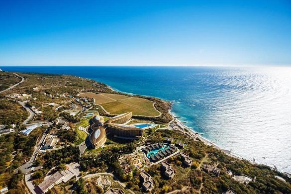 Лучшим в Европе в третий раз признан крымский отель Mriya Resort & Spa. 376755.jpeg