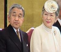 Император и императрица Японии отмечают золотую свадьбу