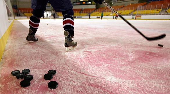 Российские хоккеисты сменят герб на форме на силуэт игрока. Российские хоккеисты сменят герб на форме на силуэт игрока