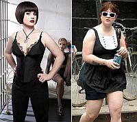 Келли Осборн наконец-то похудела! Тест основан на том, что кровь