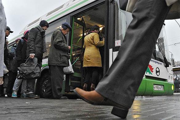 Нижегородский автобусный парк обновится на 80проц.