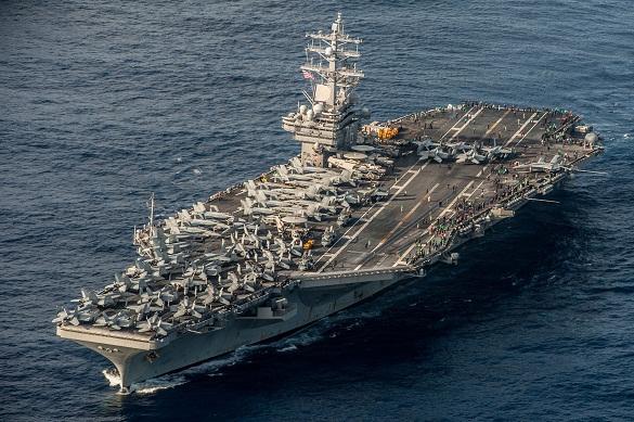 К берегам Северной Кореи отправляется авианосная ударная группа. 376757.jpeg
