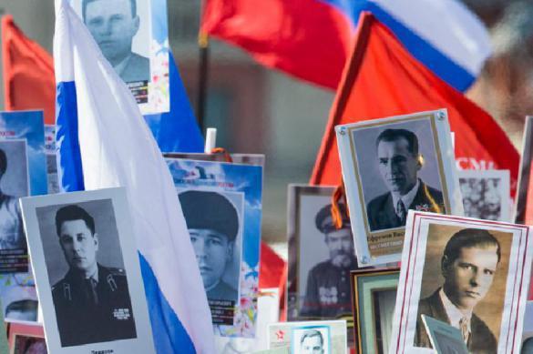 Президент РФ Владимир Путин присоединился к шествию