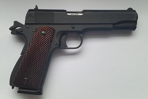 Как компания по производству швейных машинок создала самый редкий в мире пистолет. 392757.jpeg