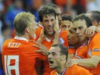 Голландия досрочно пробилась на ЧМ-2010 по футболу