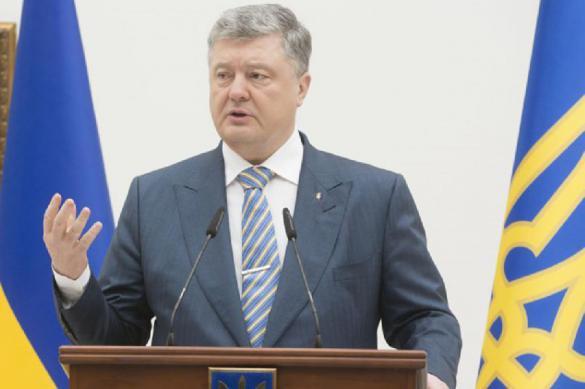 На украинском ТВ рассказали о Порошенко, подписавшем капитуляцию Германии. 386758.jpeg