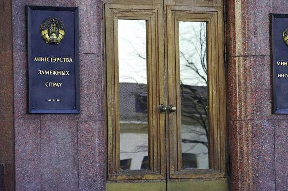 В белорусском МИДе сравнили посла России с