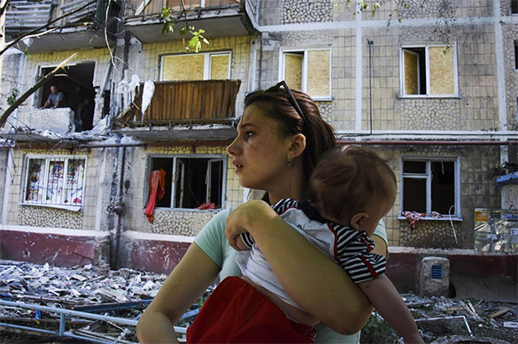 В Донбассе за неделю 50 раз нарушено перемирие