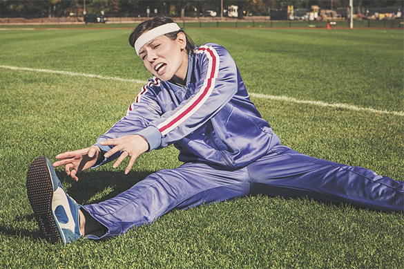 Интенсивные тренировки провоцируют болезни сердца. Интенсивные тренировки провоцируют болезни сердца