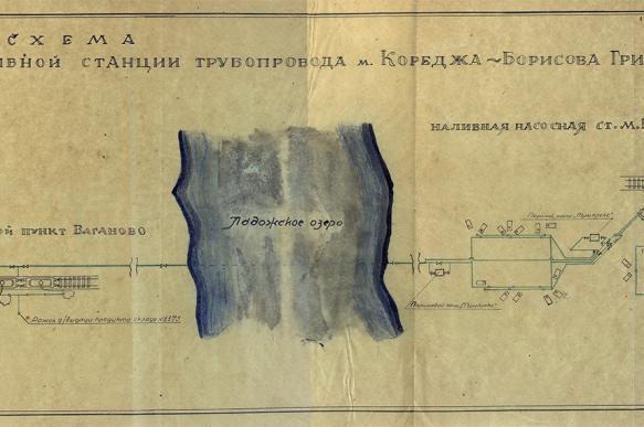 В Минобороны рассекретили документы об обороне Ленинграда.