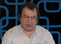Сергей Мавроди во время пресс-конференции