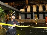 В Таиланде оппозиция подожгла здание Минобразования