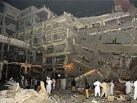 Во взрыве в Пешаваре виден след террористов