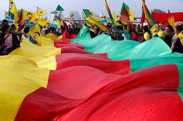 Сирийские курды откроют в Москве свое представительство
