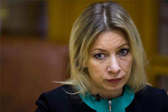 Захарова: Антироссийская пропаганда не достигает целей