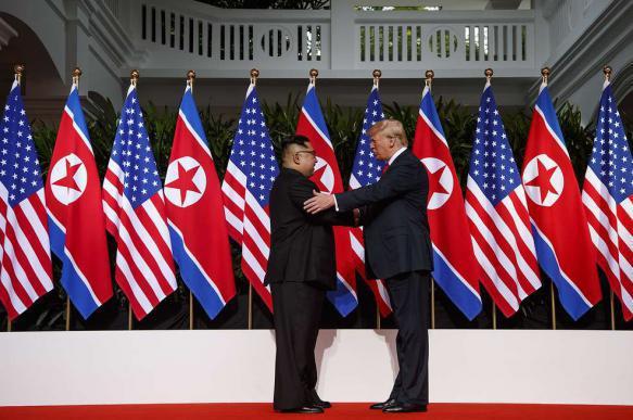 Переговоры ради переговоров - итог саммита США - Северная Корея. 399760.jpeg