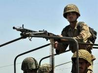 Пакистанские войска уничтожили более сотни боевиков