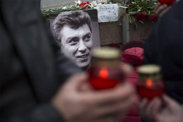 Минута Немолчания без ограничений по подписке. Акция памяти Бориса Немцова