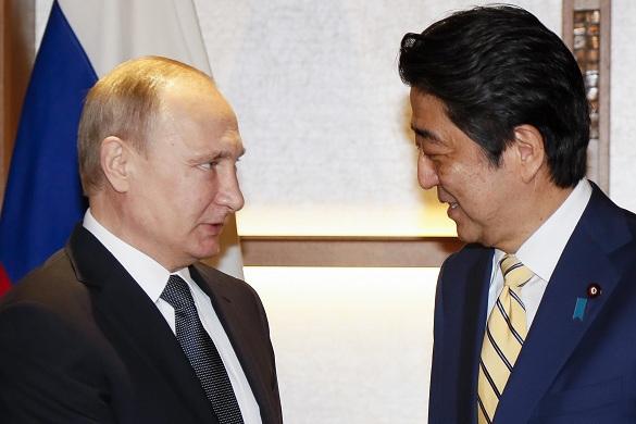 Россия угомонила Японию по вопросу Курил