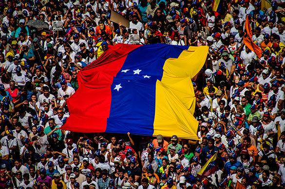 Владимир ДАВЫДОВ — о том, скатится ли Венесуэла к гражданской во