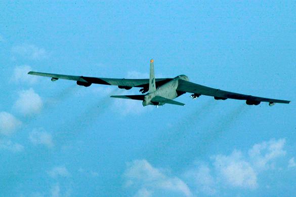 Москва считает дестабилизирующим шагом переброску В-52 из США в