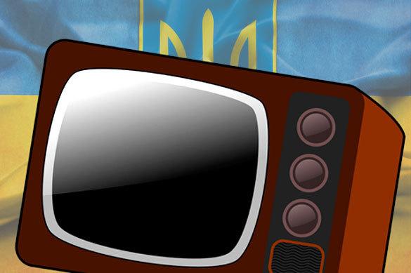 На Украине с октября 75проц. телепрограмм будут вещаться на украинск