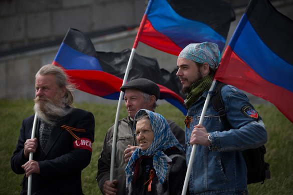 В Донецкой и Луганской народных республиках проходят выборы. 302764.jpeg