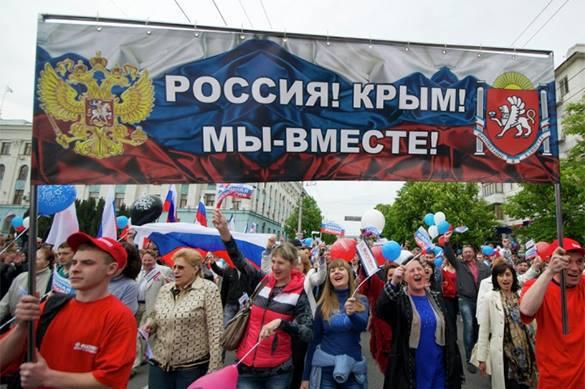 Украина требует не признавать Крым российским
