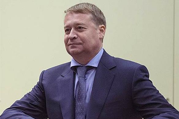 Экс-главу Марий Эл Маркелова арестовали1