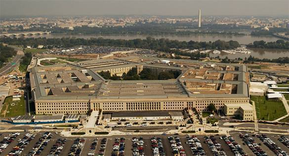 Пентагон 10 лет изучал НЛО по заказу правительства США. Пентагон 10 лет изучал НЛО по заказу правительства США