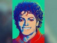 Портрет Майкла Джексона работы Уорхолла ушел с молотка