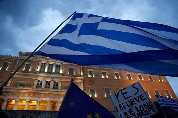 Греция согласна на помощь МВФ