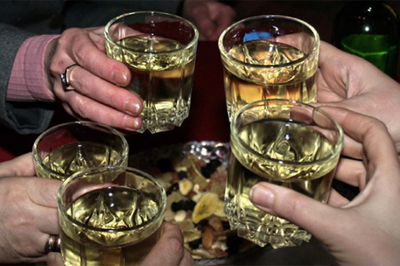 Запад перейдет с алкоголя на синтетику, чтобы не испытывать похмелья. Запад перейдет с алкоголя на синтетику, чтобы не испытывать похм