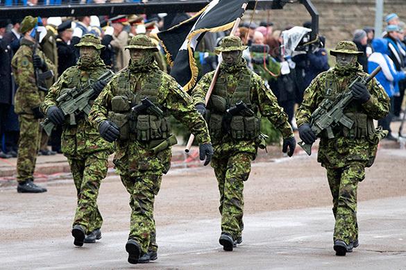 Эстония готовит партизан для войны с Россией