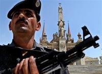 В Пакистане боевики напали на тренировочный центр полиции