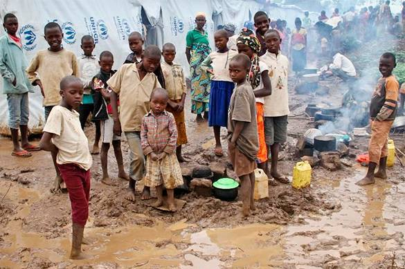 в Бурунди