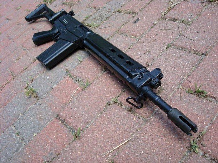 FN FAL - главный конкурент АК-47 и его характеристики. 400767.jpeg