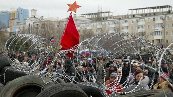 Вячеслав Целуйко: Новороссия - это просто цирк.