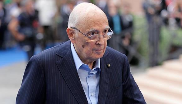 ИноСМИ: Президент Италии намерен досрочно сложить полномочия. 306769.jpeg
