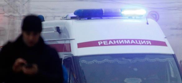 Крупная авария в Белгороде: 10 человек погибли при столкновении микроавтобуса с КамАЗом. Машина скорой помощи 2